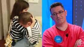 El llanto desconsolado de un niño por la eliminación de Luis de 'Pasapalabra'
