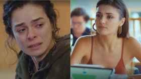 Telecinco retrasa el final de 'Love is in the air'; Antena 3 el comienzo de 'Mujer'