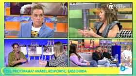 Kiko Hernández afirma que Anabel Pantoja tendría que abonar una multa si deja 'Sálvame'