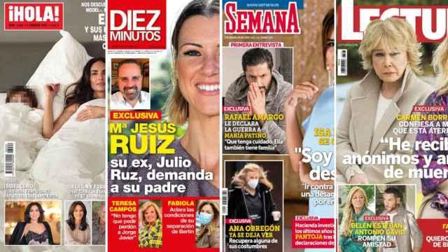 Kiosco rosa:  Carmen Borrego confiesa que ha recibido amenazas de muerte y que está aterrada