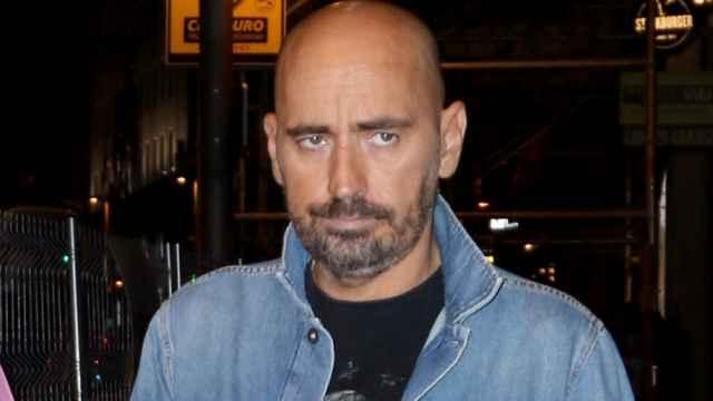 Diego Arrabal en una imagen de archivo fechada en mayo de 2018.
