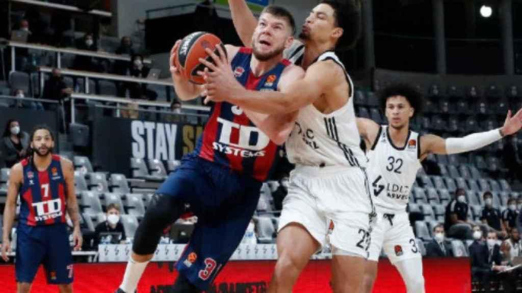 Baskonia se condena con su tercer cuarto ante el ASVEL