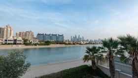 Una panorámica de Dubái.