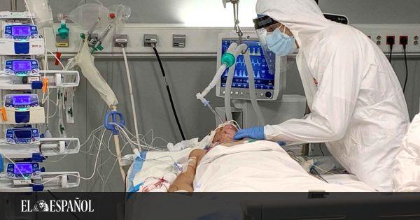 Sanidad notifica 40.285 casos y 492 muertes por Covid: cinco CCAA tienen las UCI por encima del 50%