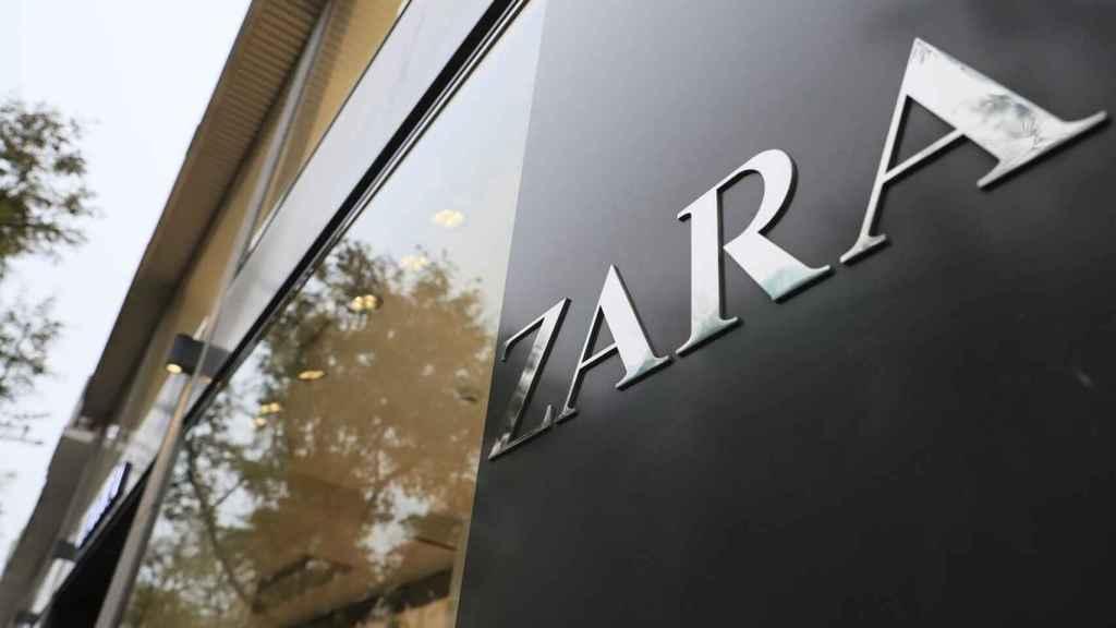 Zara, uno de los emblemas del grupo Inditex.