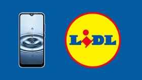 Lidl tiene en oferta un teléfono móvil por 70 euros.