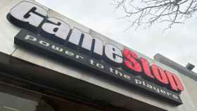 A GameStop store is seen in New York