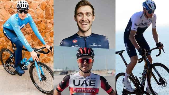 De Froome a Hirschi: los fichajes del pelotón ciclista para la temporada 2021