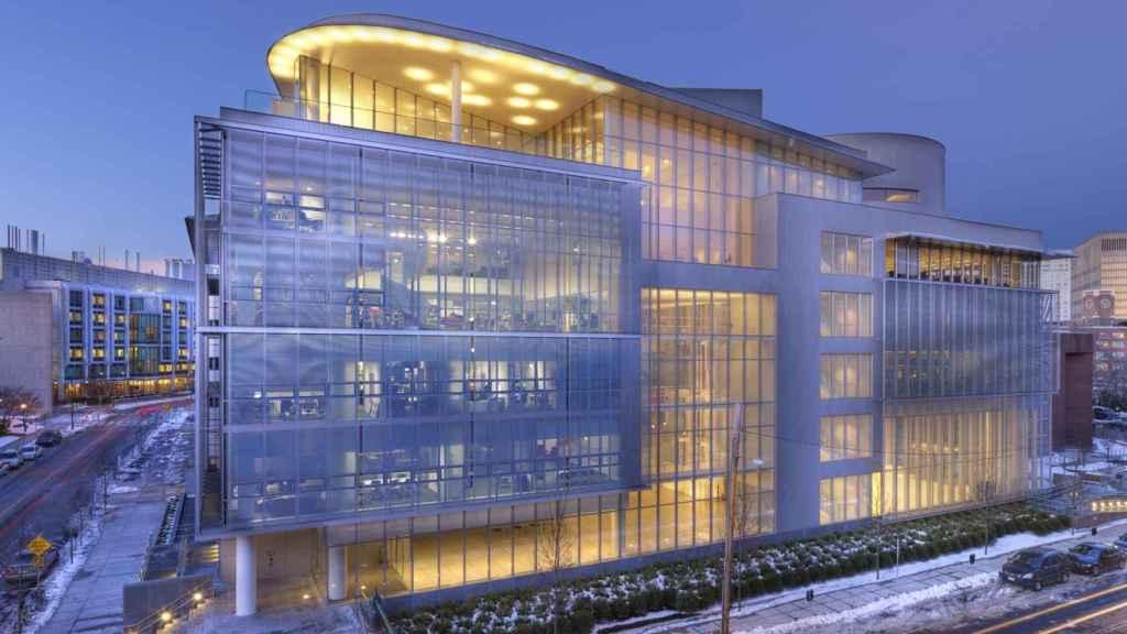El nuevo edificio del MIT Media Lab