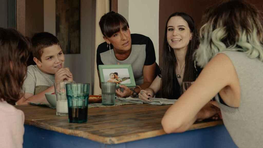 Fotograma de la segunda temporada de 'Hierro'.