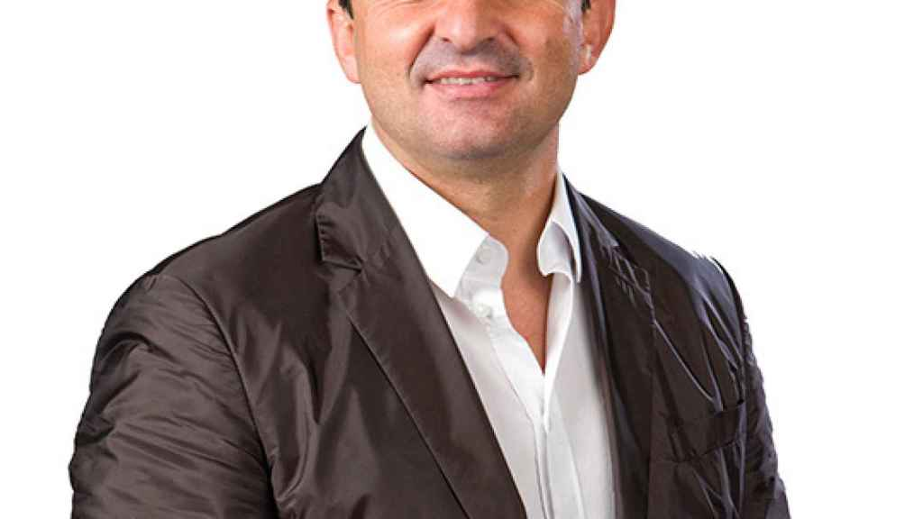 El hasta ahora diputado de Deportes y alcalde de La Nucía, Bernabé Cano.