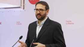 Sergio Gutiérrez, número dos del PSOE de Castilla-La Mancha
