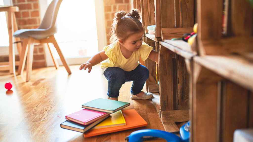 Mantén el orden en casa: los mejores muebles y productos para guardar los juguetes