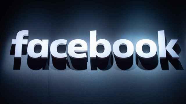 El logo de Facebook en una imagen de archivo.