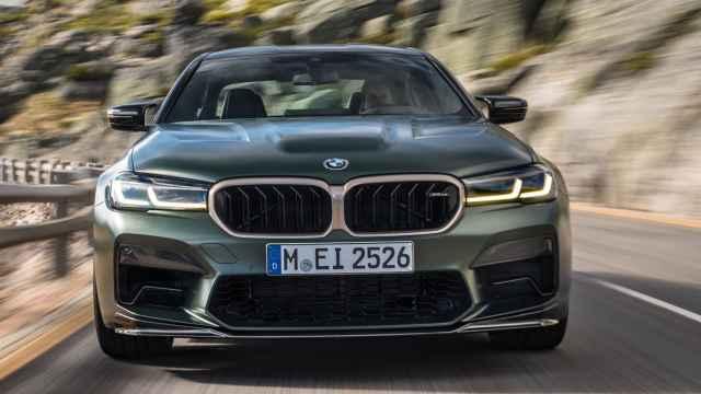 Este BMW es el más potente de la historia; así es el M5 CS con 635 CV