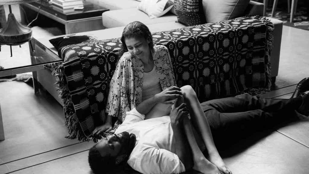 Zendaya y John David Washington son pareja en la ficción.