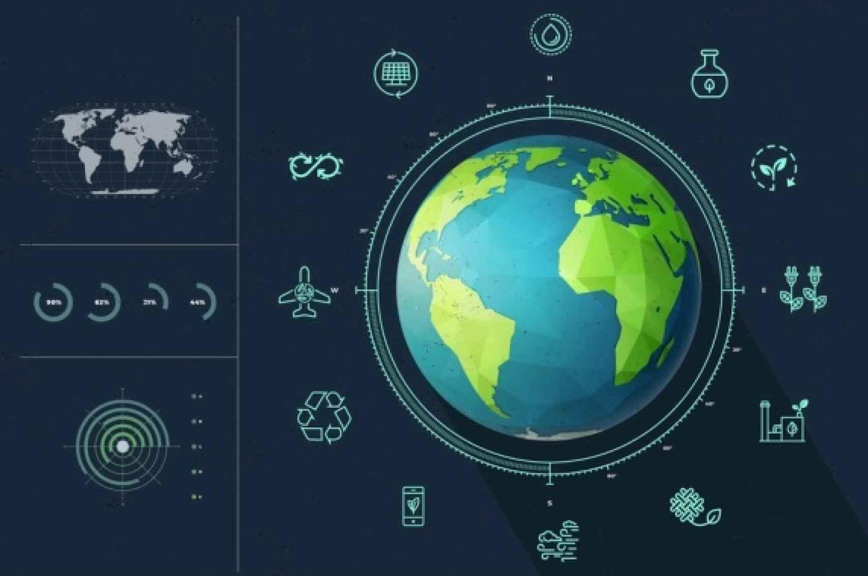 Infografía del grupo de trabajo convocado por el Consorcio de Sostenibilidad y Clima del MIT.