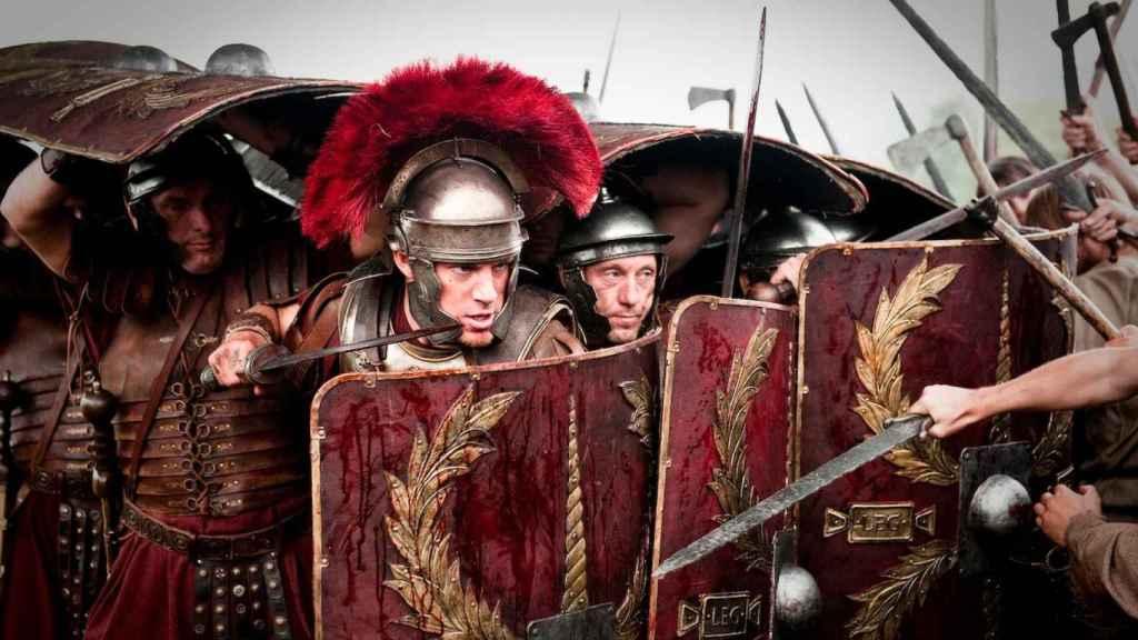Fotograma de La Legión del Águila'.