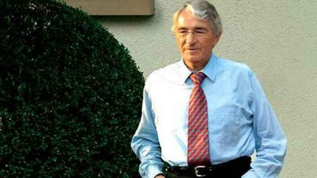El presidente del Grupo Schwarz, Dieter Schwarz, dueño de la cadena Lidl.