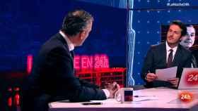 Diego Losada desmonta el mensaje de incitación al odio de Ortega Smith con datos del INE