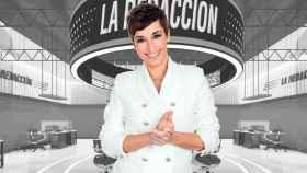 Adela González será la jefa de 'La redacción'.