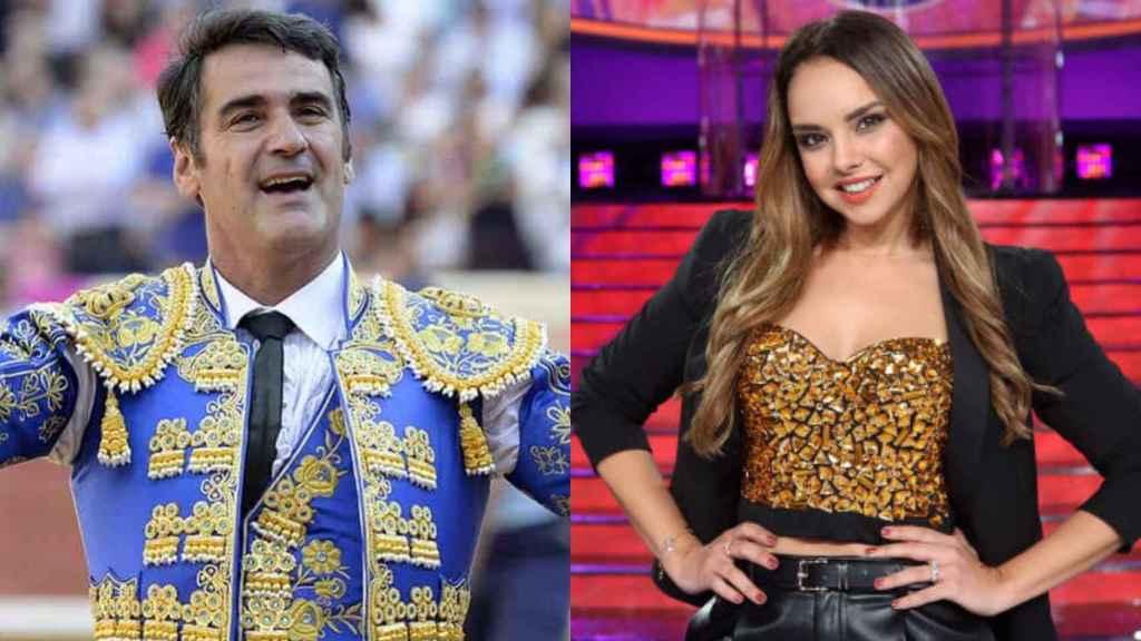 Jesulín de Ubrique será 'pareja' de Chenoa en  'Dos parejas y un destino' en TVE