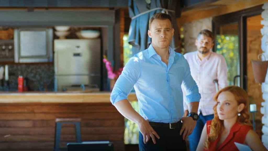 Eda no puede ocultar sus sentimientos por Serkan, en lo nuevo de 'Love is in the air'
