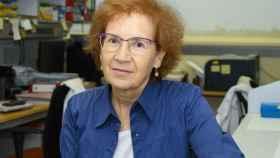 La viróloga Margarita del Val. Europa Press.