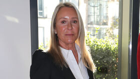 Marina Castaño en una imagen de archivo fechada en octubre de 2018.