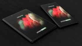 El CEO de Samsung confirma que también tendrán móviles enrrollables