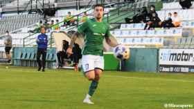 Carlos Martínez deja el CD Toledo. Foto: Laura Sánchez (CD Toledo)