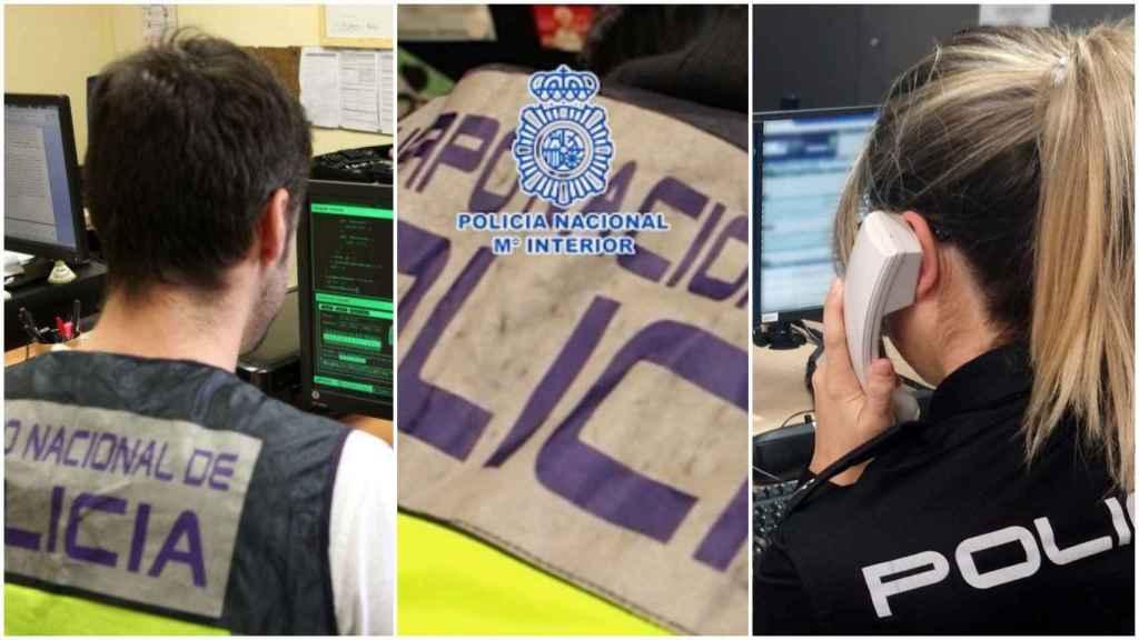 La Unidad Central de Ciberdelincuencia localiza y auxilia estos casos en las redes sociales.