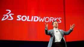 Gian Paolo Bassi, CEO de Solidworks, en el reciente evento 3D Experience World