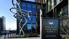 La sede de la Agencia Europea del Medicamento (EMA) en Amsterdam