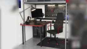 Muebles 'gaming' de Ikea con ASUS.