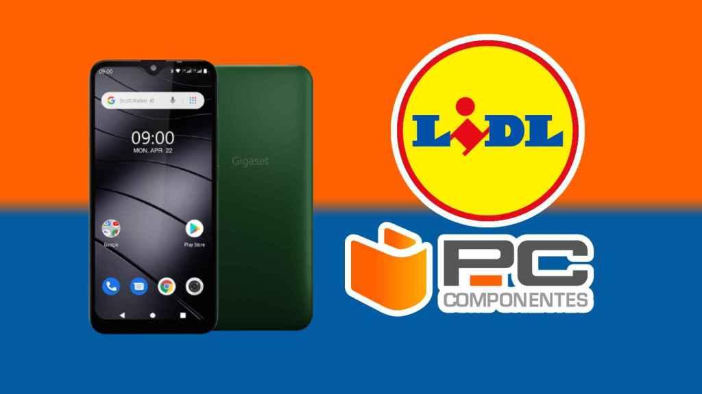El smartphone chollo que se puede comprar en PcComponentes y Lidl.