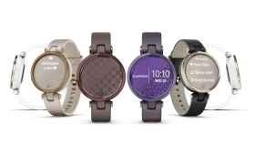 Así es el diseño de Lily, el nuevo reloj inteligente de Garmin.