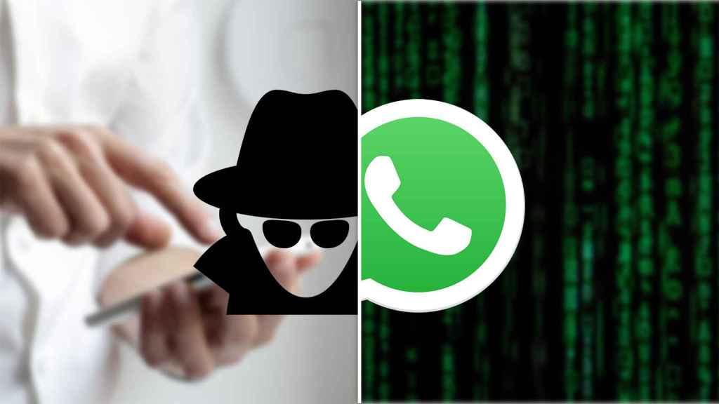 Privacidad en WhatsApp.