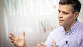 El líder opositor venezolano Leopoldo López, entrevistado en EL ESPAÑOL.