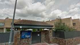 Residencia de Becerril de la Sierra en la que se ha detectado el brote de COVID-19.