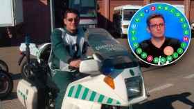Luis de Lama, guardia civil desde 2001, ha participado en 84 ediciones de Pasapalabra.