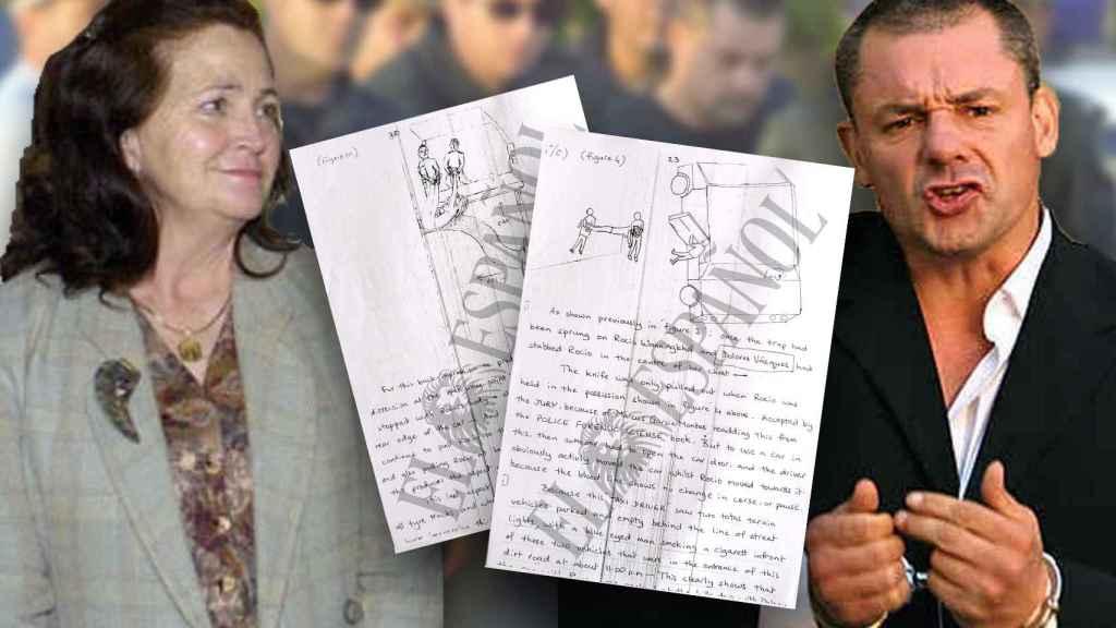 EL ESPAÑOL accede en exclusiva a la última misiva que Tony King le mandó a Alicia Hornos.