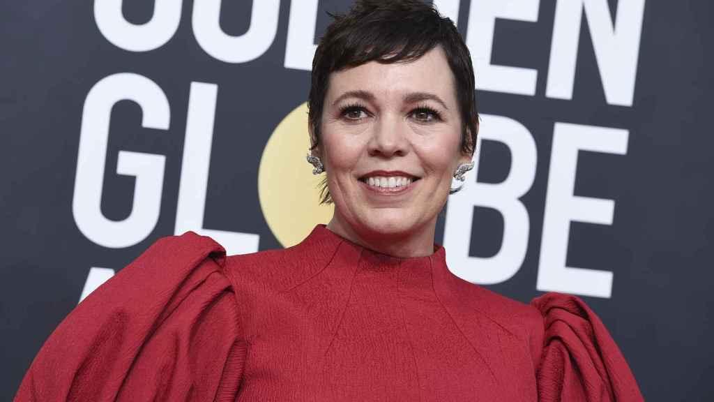 Olivia Colman ya ganó el Globo de Oro por 'The Crown' en 2020.