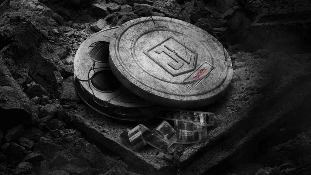 Cartel promocional del montaje del director de 'La Liga de la Justicia'.