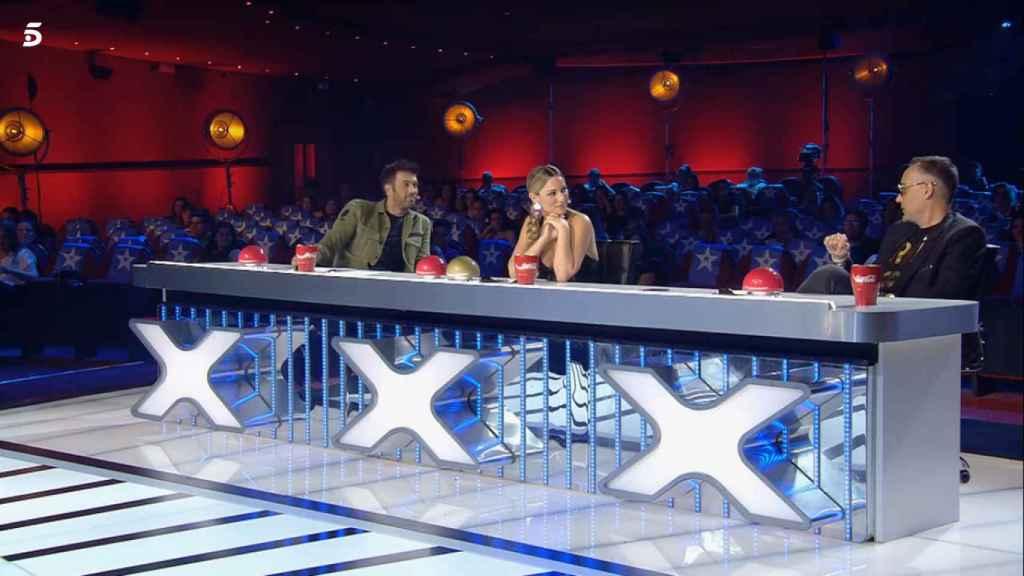 Audiencias: 'Got Talent' crece y afianza su liderazgo sobre 'El desafío', que marca mínimo