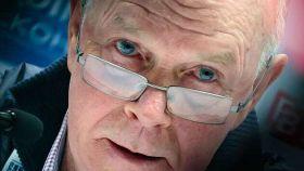 Andeers Besseberg, antiguo presidente de la IBU
