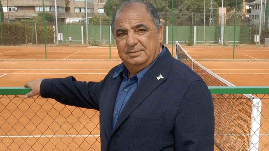 Pedro Muñoz, expresidente de la RFET