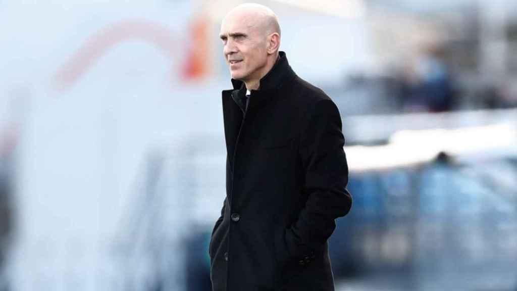 David Bettoni, durante el Real Madrid  - Levante