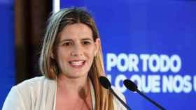 Carolina Agudo, secretaria general del PP de CLM