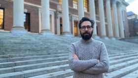 Elvis García, doctor en Salud Pública en la Universidad de Harvard.